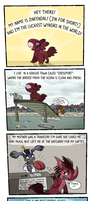 Luckiest Wyngro: Intro Comic by Nestly