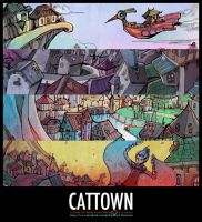 Cattown by dothaithanh