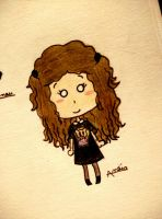 Me in Chibi by Chemicalgirl7
