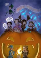 Happy Supernatural Halloween by Nimloth87