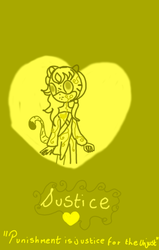 Tori-Justice. by blissfulangel1994