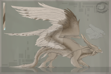 Efiarus dragon by Dioneya