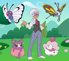 Manehatten Gym Leader Hoity Toity by SelenaEde