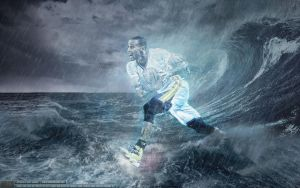 Stephen Curry HD Wallpaper by Sanoinoi