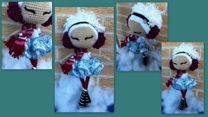 Winter Doll by aphid777