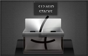 HUD STACK by turnpaper