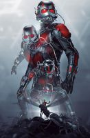 Ant-Man by sachso74