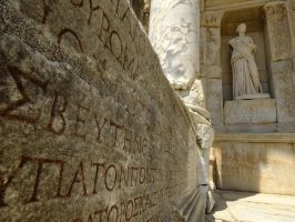 Library of Celsus by M-Hutcheson