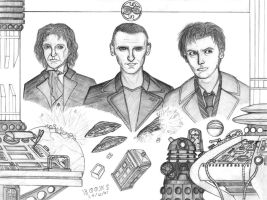 The Time War by Librarian-bot