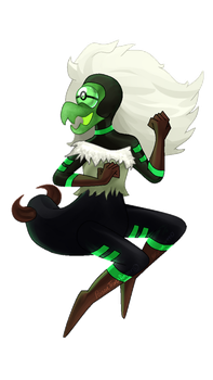 Centipeetle - Collab with Poison Transformer by skyrore1999