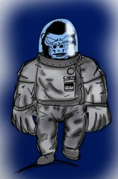 Space Ape by edsonhcs