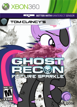 Tom Clancy's Ghost Recon Future Sparkle by nickyv917
