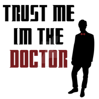 The Doctor Shirt Design by ShaydedxLightning