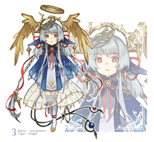 [CLOSED] Adoptable : Armillaroid [SET PRICE] by SynZiac