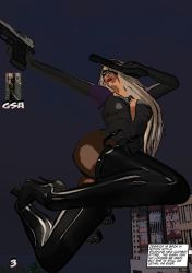 new issue new costume by GreySwanadventures