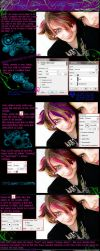 Simple Guide: Changing Colors by Valentinepsycho