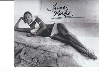 Trina Parks 2 by wemayberry