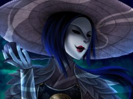 kubo and two strings - the evil sister by gin-1994