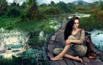 Angelina Jolie by m4riOS