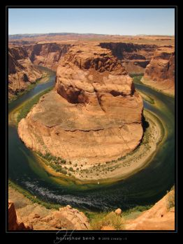 Horseshoe Bend by Crooty