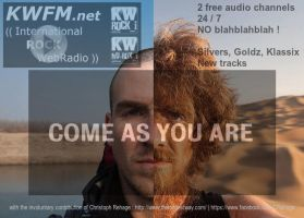 KWFM.net _ Christoph REHAGE (COME AS...) by KWFMdotnet