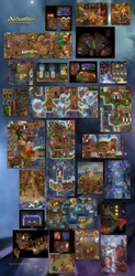 Selected Places VI, part 2 by Sylvanor