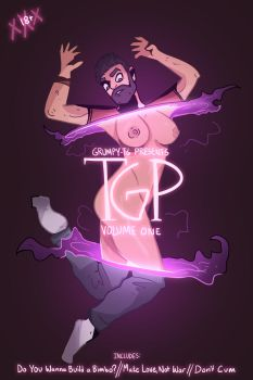 TGP - Vol. 1  [AVAILABLE NOW] by Grumpy-TG