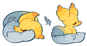 [T] Chalky Cheebs by CloverCoin