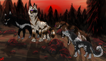 red sun by dragon-master-13