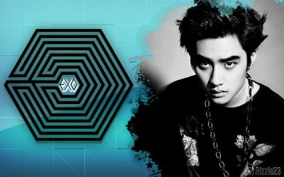 EXO K D.O.'s Overdose Wallpaper by Rizzie23