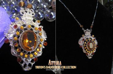 King Triton's Daughters Collection : Attina by Firefly-Path