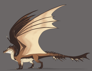 Cobra Dragon by DelusionalPuffball