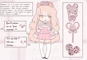Princess Maple - Reference by fairytoys