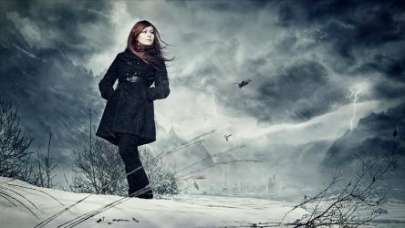 Against the Storm by pelleron