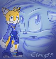Tails Kingdom Hearts Style by Clang55