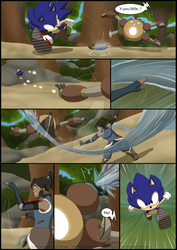 Sonic and Korra - Page 57 by zavraan