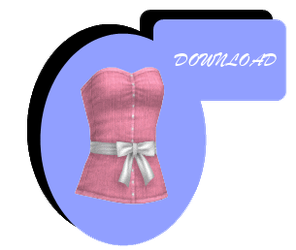 [MMD] BREEZE TOP [+DL] by Sims3Ripper