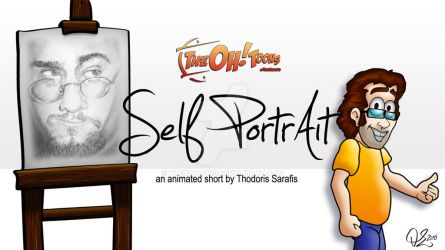 SelfPortrait - Promo pic 2 by TheOhToons