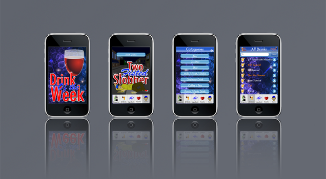 Drink Of The Week Mobile App by a1usman