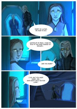 Crossing Paths p.87 by neron1987