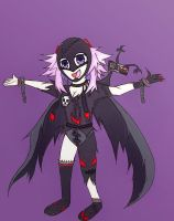 LadyDevimon Neptune by televideoDMB