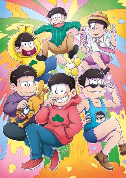 Osomatsu-san! -collab with Loihtuja- by MacGreen