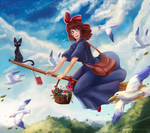Kikis Delivery Service by zaameen