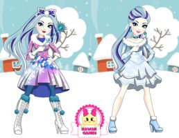 Ever After High Epic Winter Crystal Winter by heglys