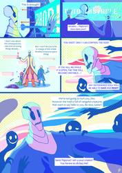 Undertale comic - Hellsiblings - 96 by marvyanaka