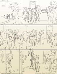 Chapter 11 page 14 sketch by FlyingPony