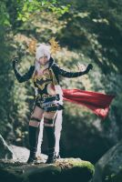 Arch Blood Mage - Rage of Bahamut Cosplay VII by ArashiHeartgramm