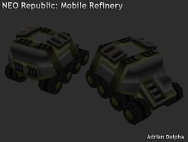 Neo Republic Mobile Refinery by DelphaDesign