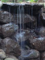 Trickling Water by itsayskeds