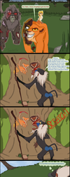 The Attack by TLK-Peachii